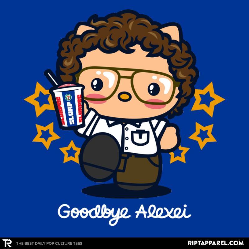 Goodbye Alexei