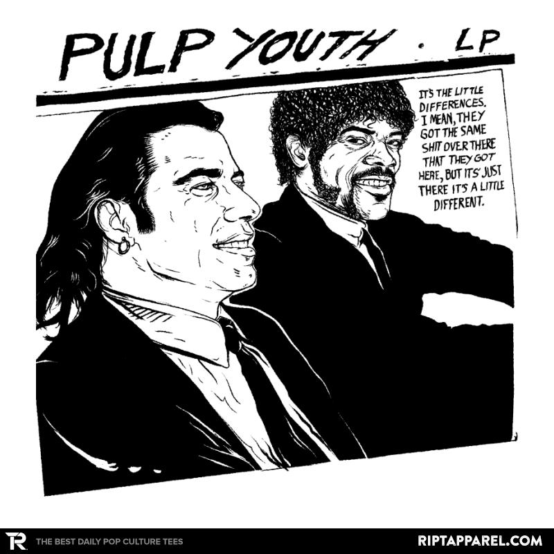 Pulp Youth LP