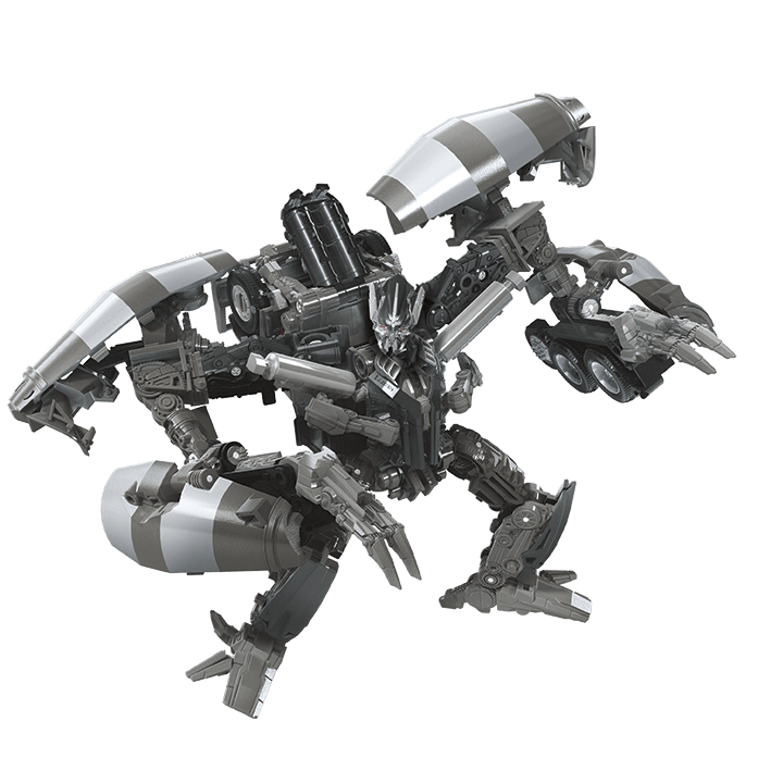 TRANSFORMERS: STUDIO SERIES VOYAGER CLASS CONSTRUCTICON MIXMASTER