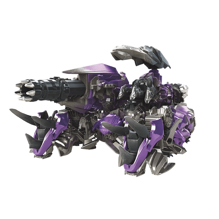 TRANSFORMERS: STUDIO SERIES LEADER CLASS SHOCKWAVE