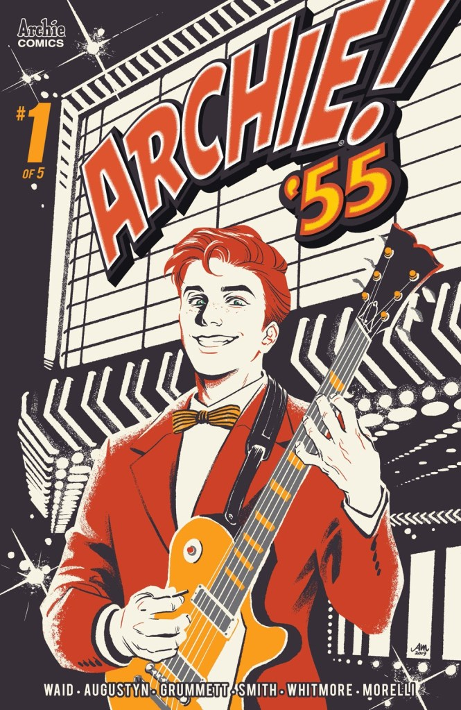 ARCHIE: 1955 #1 (of 5)