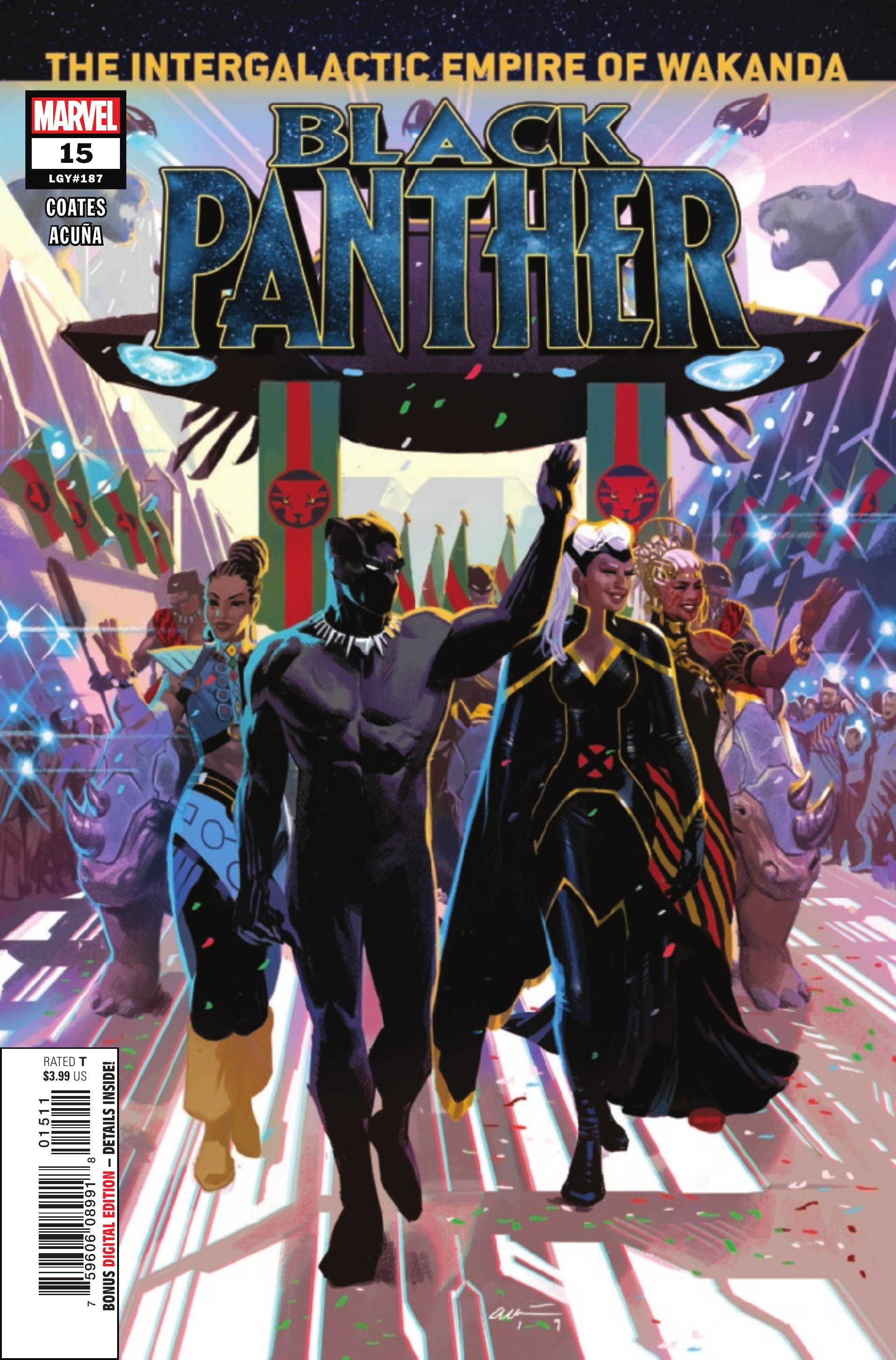 Exclusive Preview: Black Panther #15