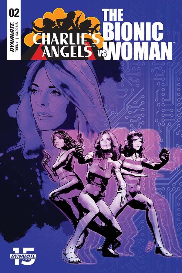 Charlie's Angels vs Bionic Woman #2