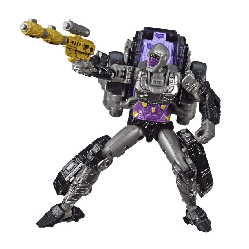 TRANSFORMERS: GENERATIONS SELECTS DELUXE WFC-GS07 NIGHTBIRD