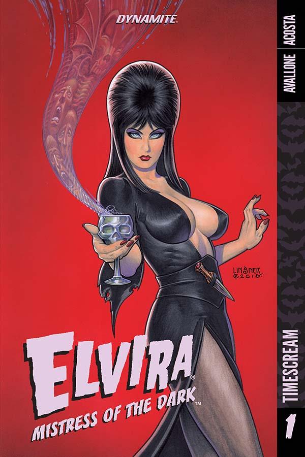 Elvira: Mistress of the Dark Vol. 1 TP