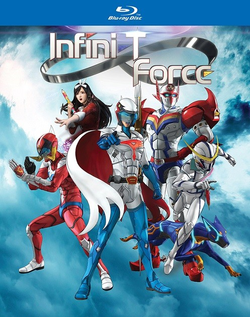 INFINI-T FORCE: THE COMPLETE SERIES