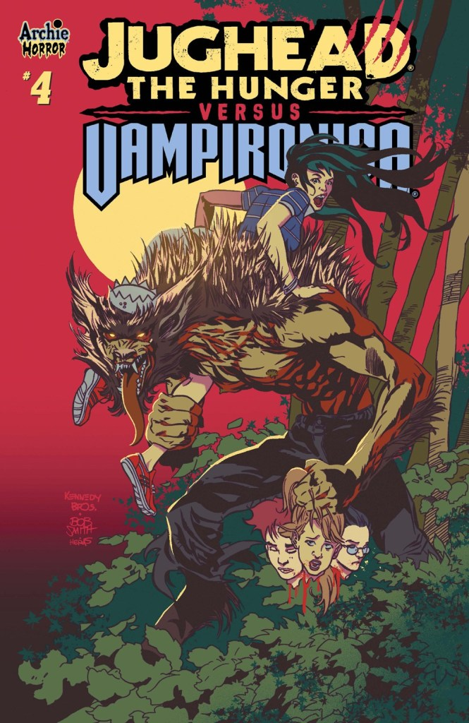 JUGHEAD THE HUNGER VS. VAMPIRONICA #4 (OF 5)