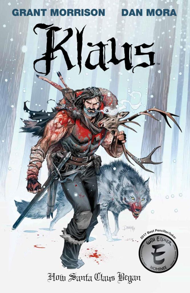 Klaus: How Santa Claus Began Vol. 1 SC