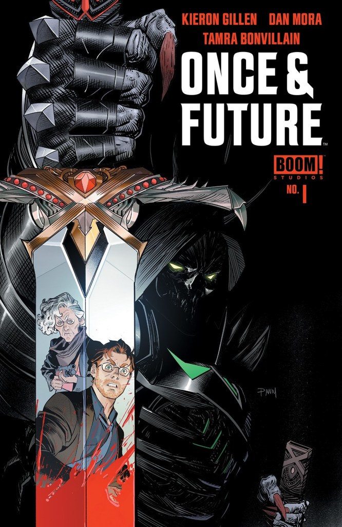 Once & Future #1 1st Printing