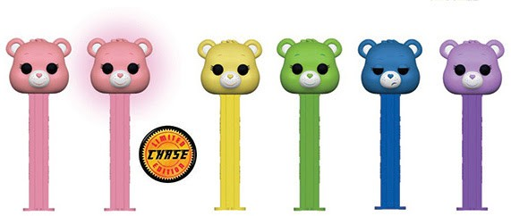 Pop! PEZ Care Bears