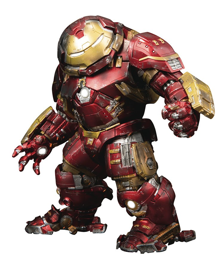 PREVIEWS Exclusive Egg Attack Action Hulkbuster