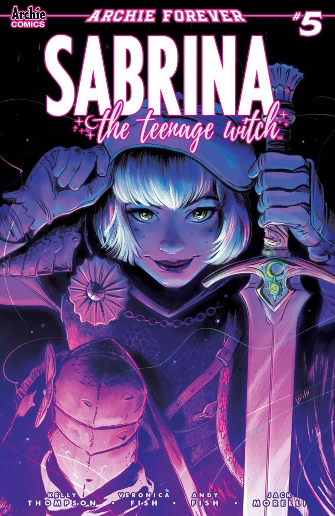 SABRINA THE TEENAGE WITCH #5 (OF 5)