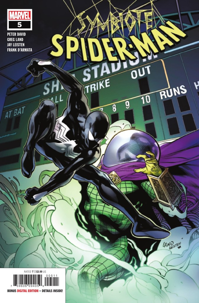 Symbiote Spider-Man #5 (of 5)