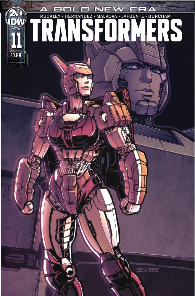 Transformers #11