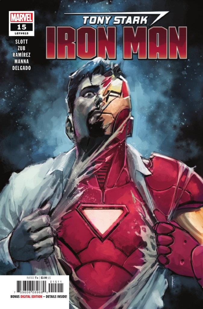 Tony Stark: Iron Man #15