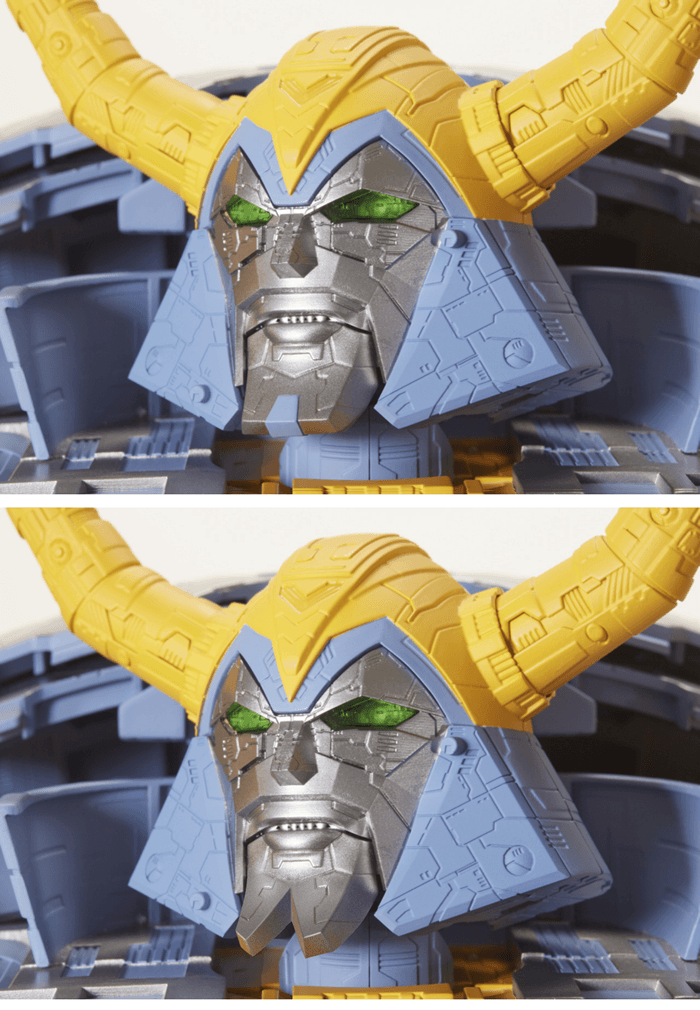 Hasbro Reveals New Accessories for Unicron!