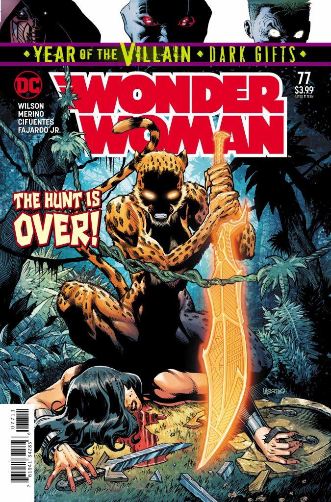 Wonder Woman #77
