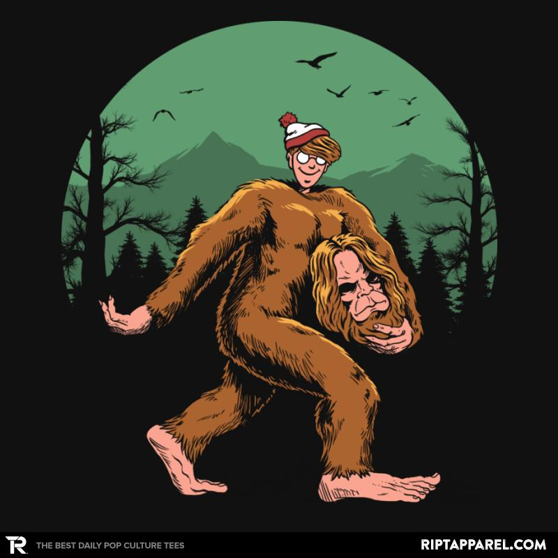 Where is Big Foot?