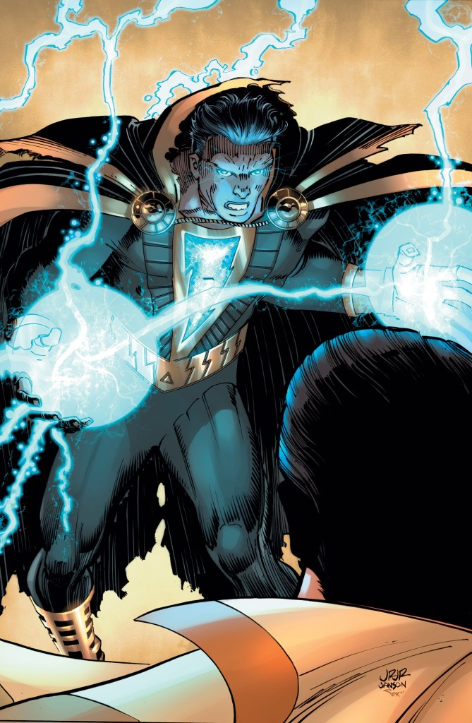Black Adam: Year of the Villain #1