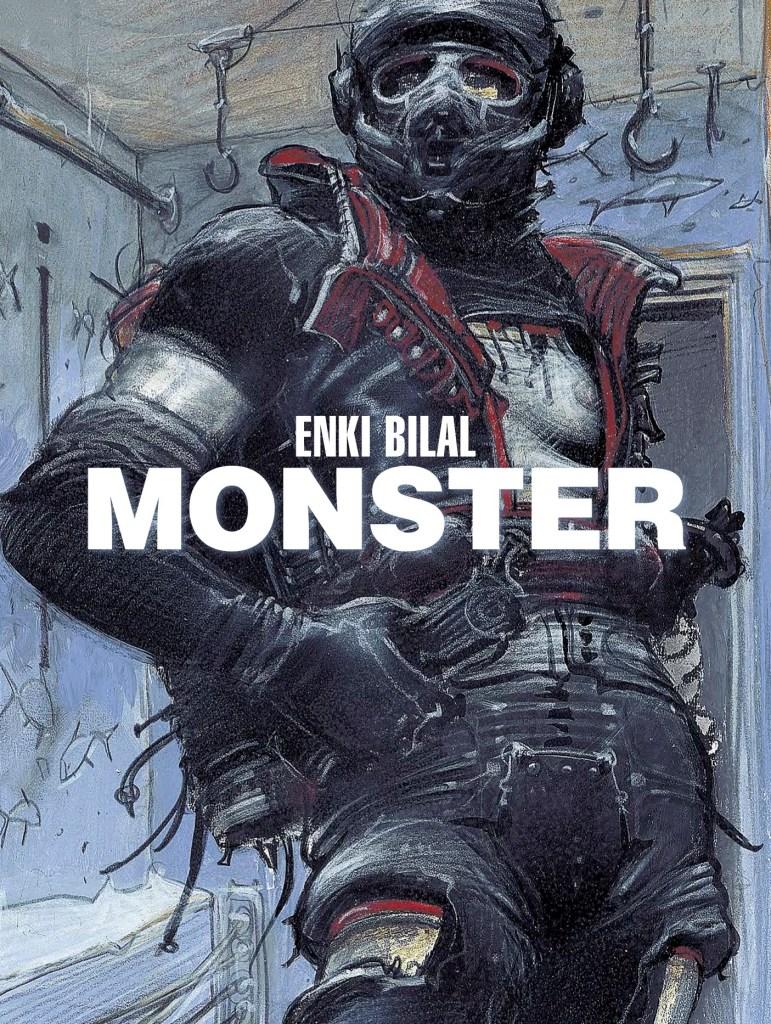 Enki Bilal's Monster HC