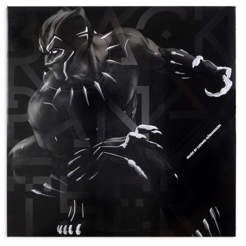 Black Panther Original Motion Picture Soundtrack 3XLP