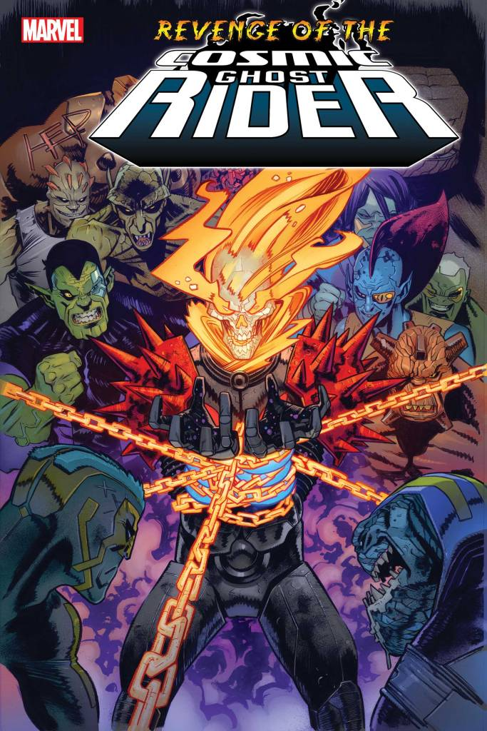 REVENGE OF THE COSMIC GHOST RIDER #1 (OF 5)