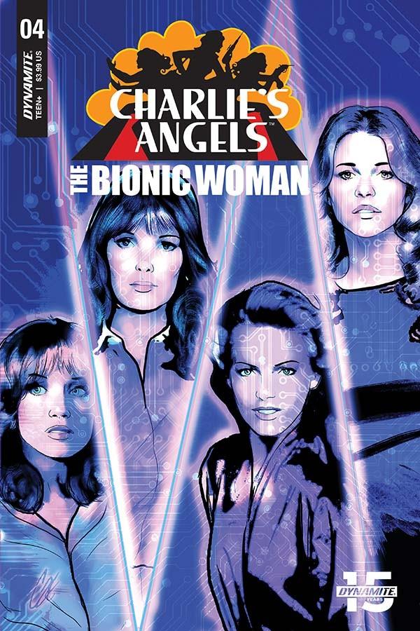 Charlie's Angels/Bionic Woman #4