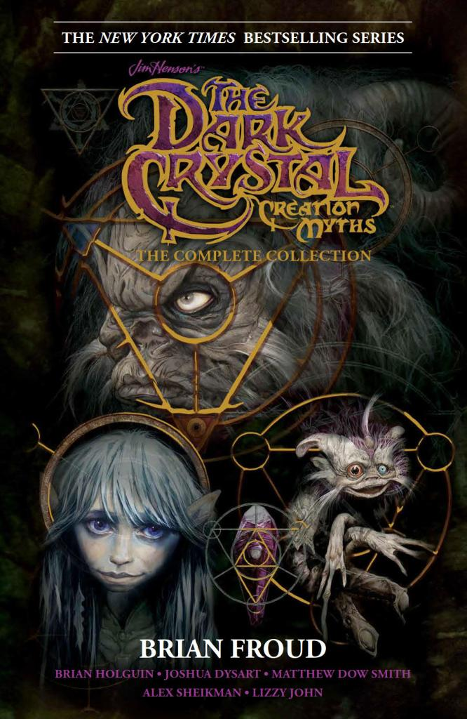 Jim Henson's Dark Crystal Creation Myths: The Complete Collection HC