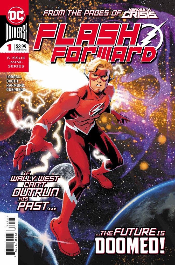Flash Forward #1 (of 6)