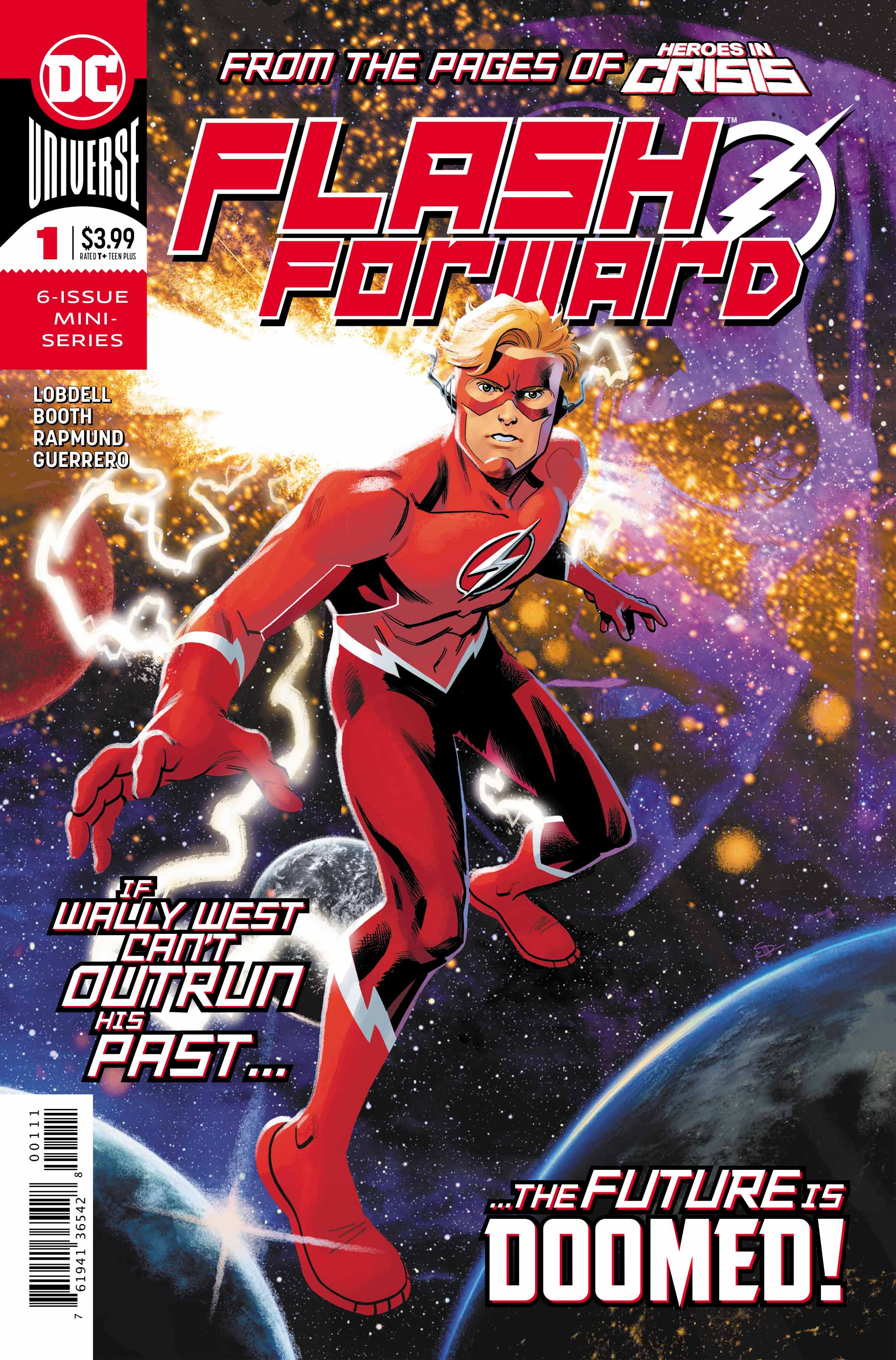 Review: Flash Forward #1