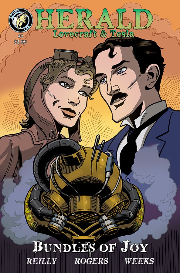HERALD: LOVECRAFT & TESLA - BUNDLES OF JOY #2