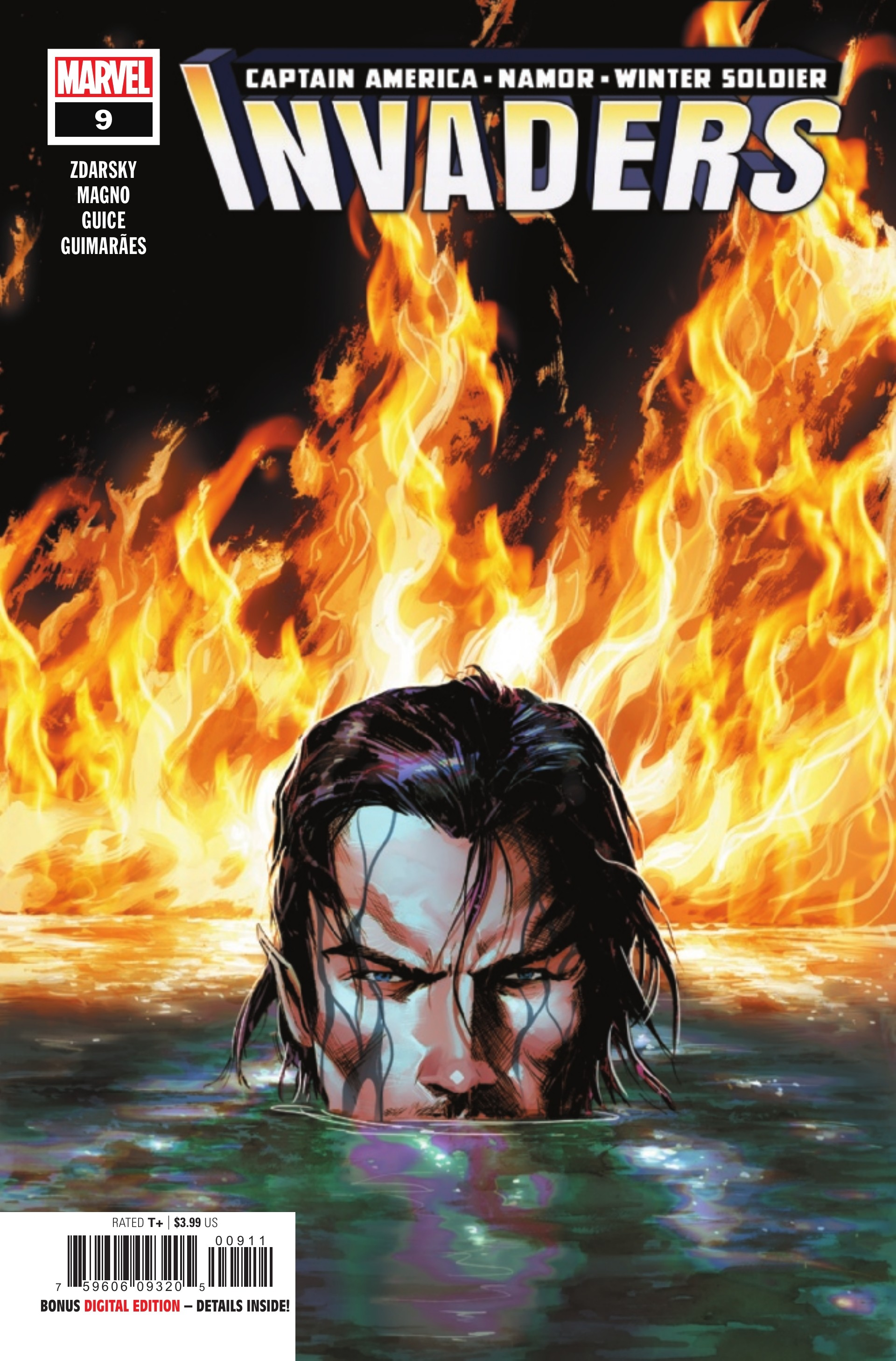 Preview: Invaders #9