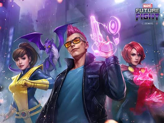 Marvel Future Fight Phoenix