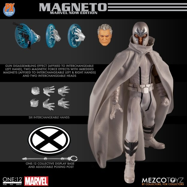 PREVIEWS Exclusive: Marvel NOW! Magneto