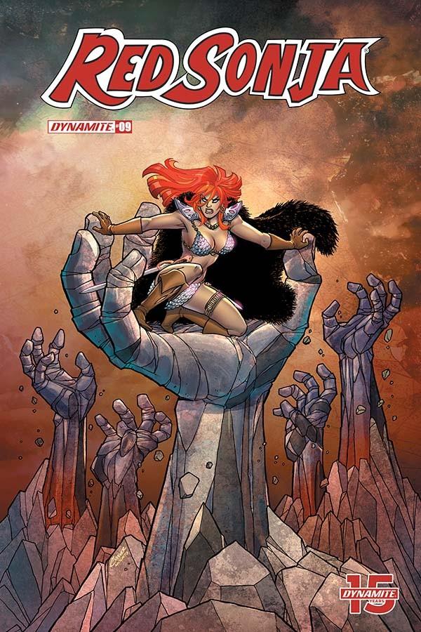 Red Sonja Vol 5 #9