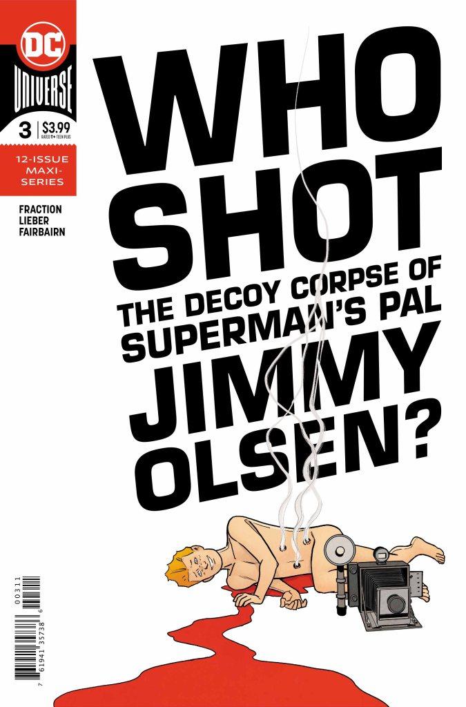 Superman's Pal Jimmy Olsen #3 (of 12)
