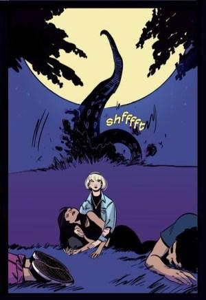 Sabrina Something Wicked teaser