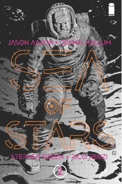 Sea of Stars #2, second printing