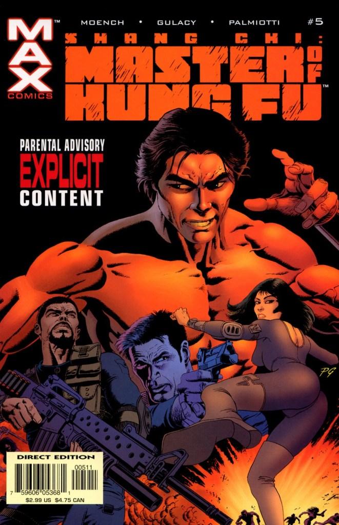 Shang Chi: Master of Kung Fu #5