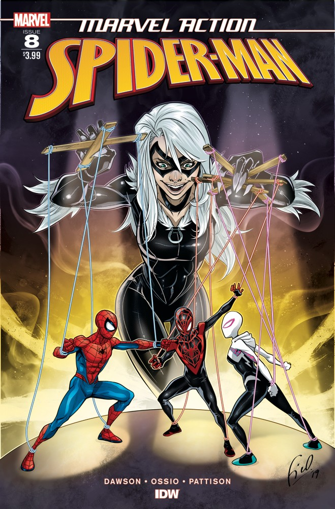 Marvel Action: Spider-Man #8