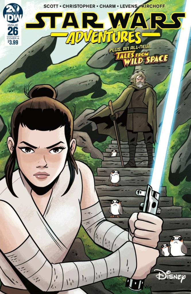 Star Wars: Adventures #26