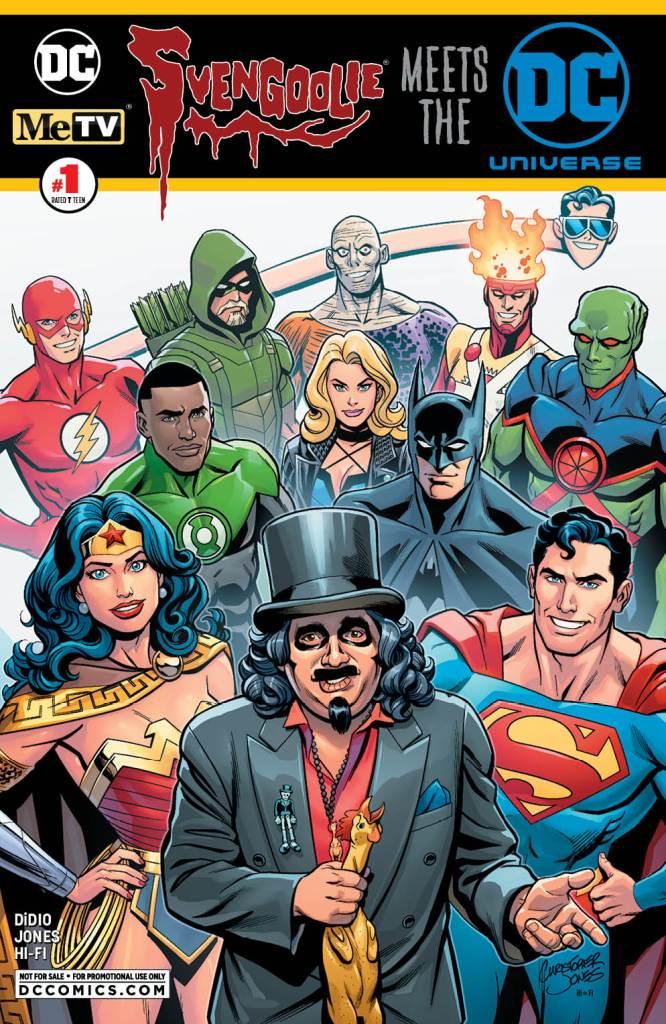Svengoolie Meets the DC Universe
