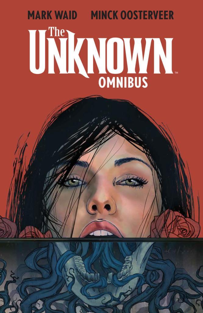 The Unknown Omnibus SC