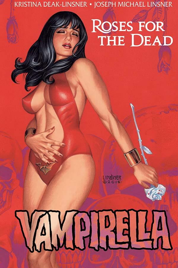 Vampirella: Roses For The Dead HC
