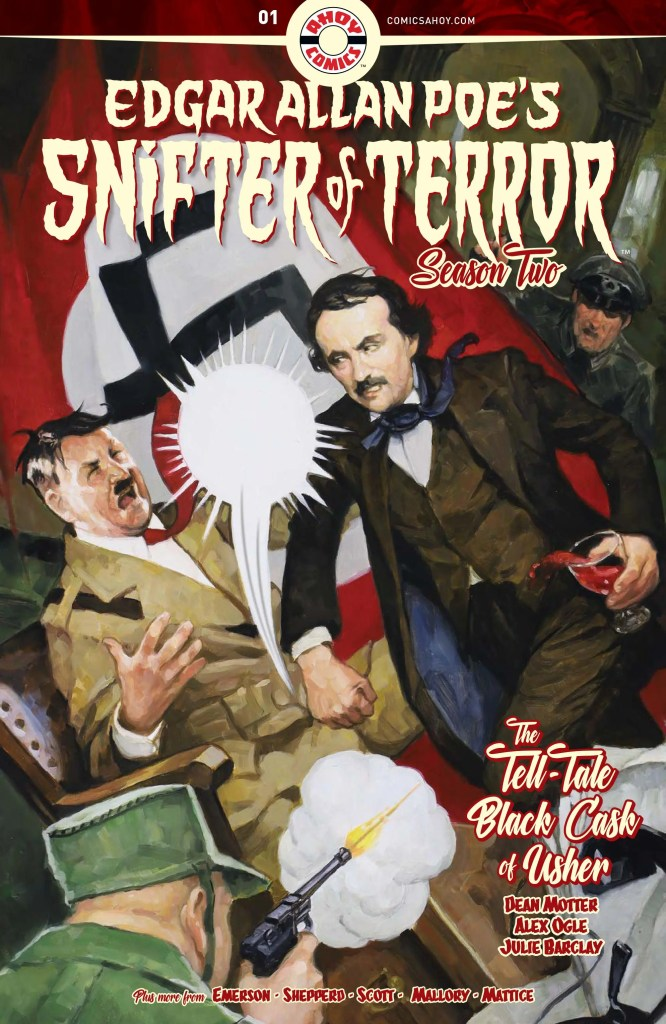Edgar Allan Poe's Snifter of Terror Season Two #1