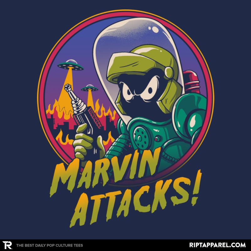 Marvin Attacks!