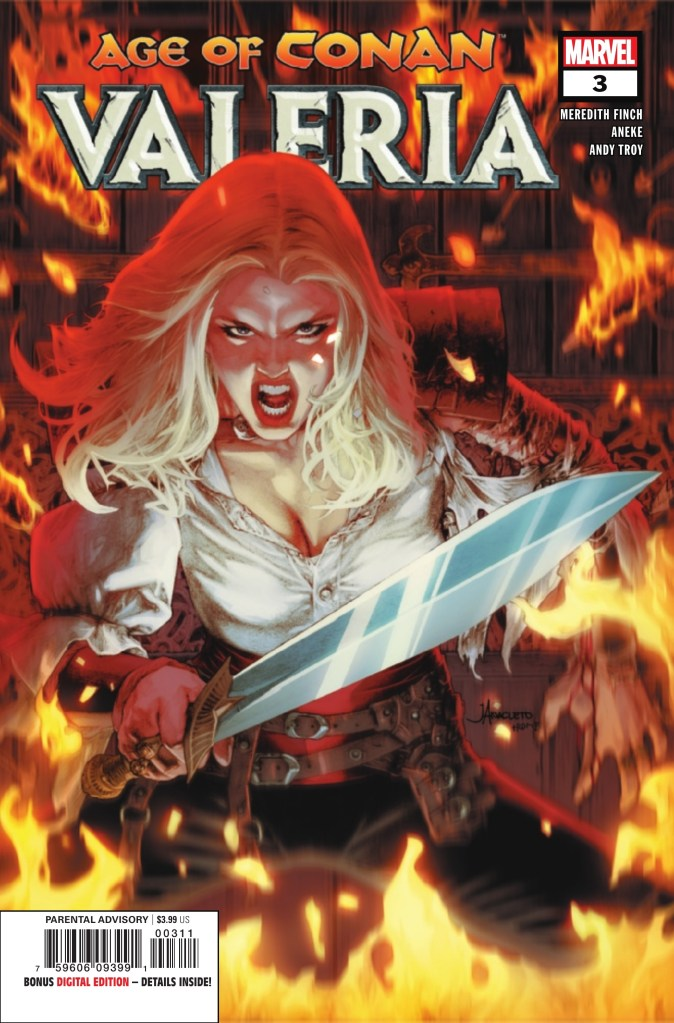 Age of Conan: Valeria #3 (of 5)