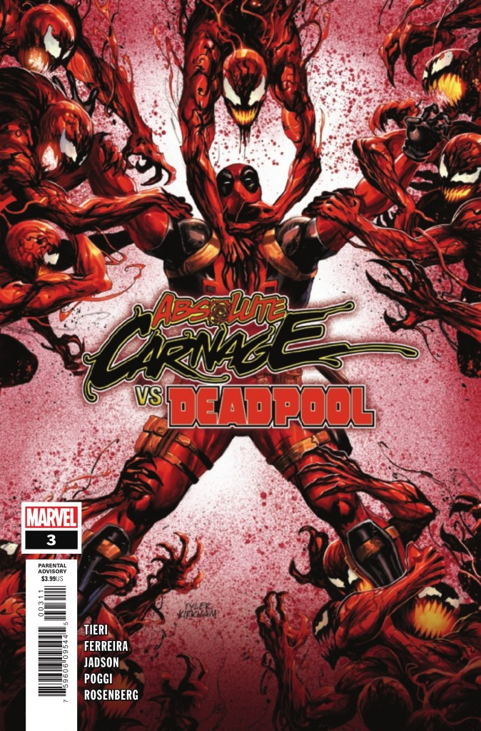 Absolute Carnage vs. Deadpool #3 (of 3)
