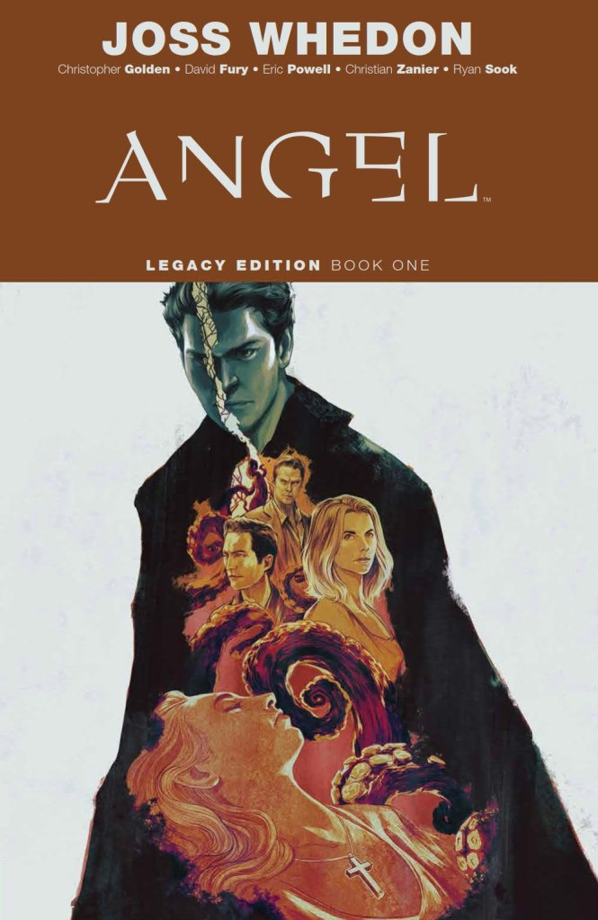 Angel Legacy Edition Book One SC