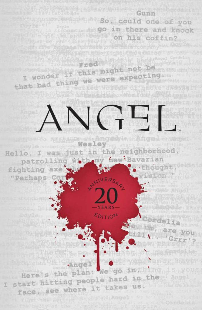 Angel Vol. 1 20th Anniversary HC